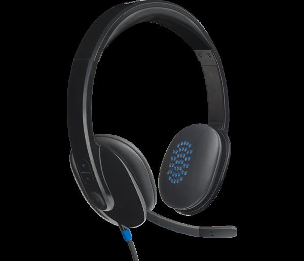 Logitech H540 USB Headset@Compland Shop